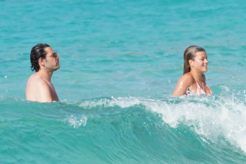 Sofia Richie 2021 : Sofia Richie – With new boyfriend Elliot Grainge in St Barts-32
