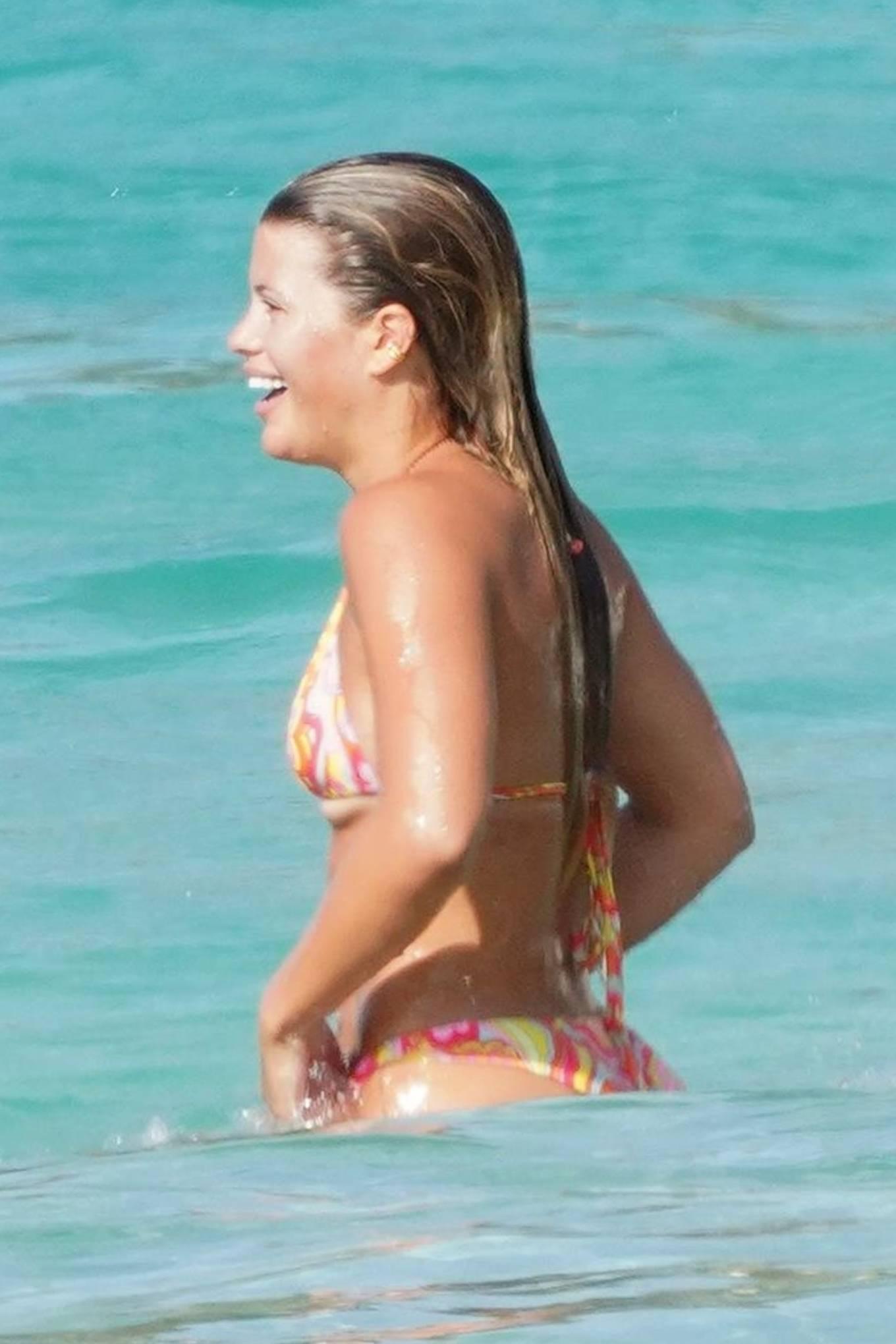 Sofia Richie 2021 : Sofia Richie – With new boyfriend Elliot Grainge in St Barts-34
