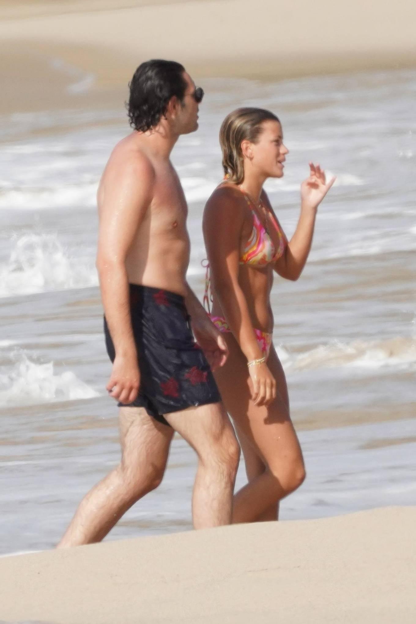 Sofia Richie 2021 : Sofia Richie – With new boyfriend Elliot Grainge in St Barts-35