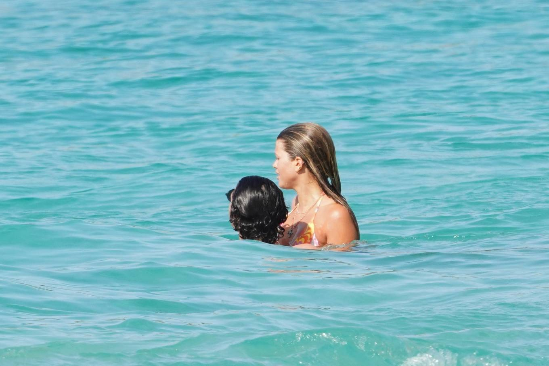Sofia Richie 2021 : Sofia Richie – With new boyfriend Elliot Grainge in St Barts-36