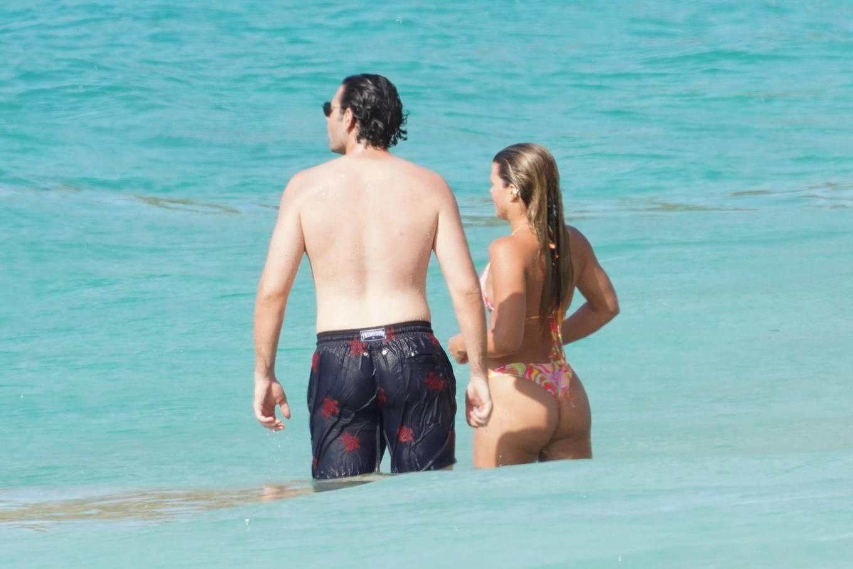 Sofia Richie 2021 : Sofia Richie – With new boyfriend Elliot Grainge in St Barts-38