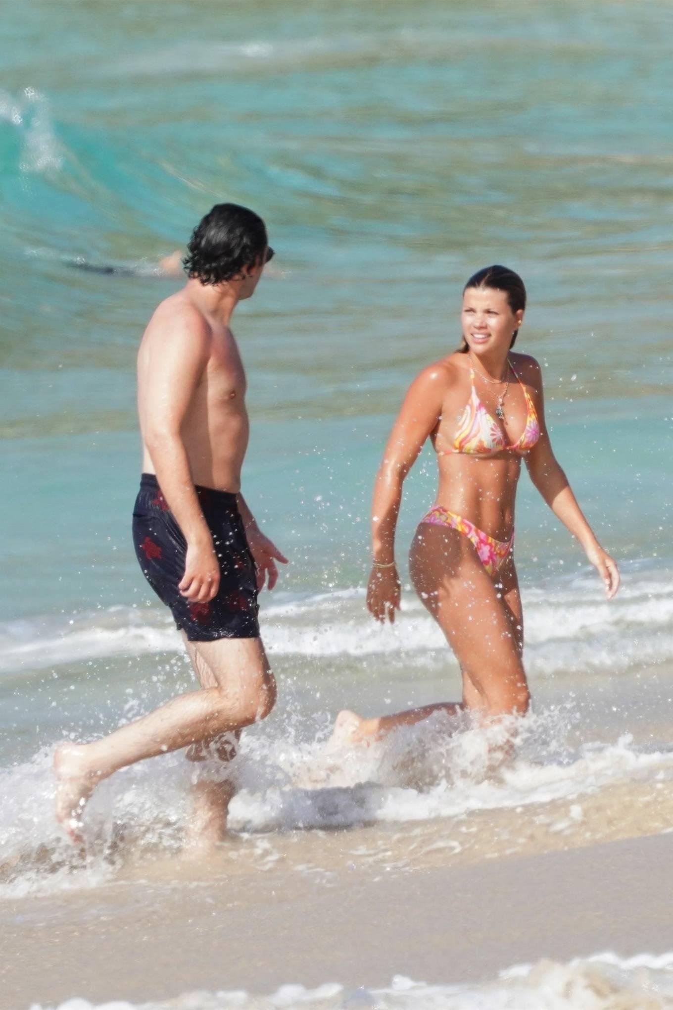 Sofia Richie 2021 : Sofia Richie – With new boyfriend Elliot Grainge in St Barts-39