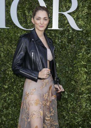 Sofia Sanchez - Christian Dior Photocall FW 2017 in Paris