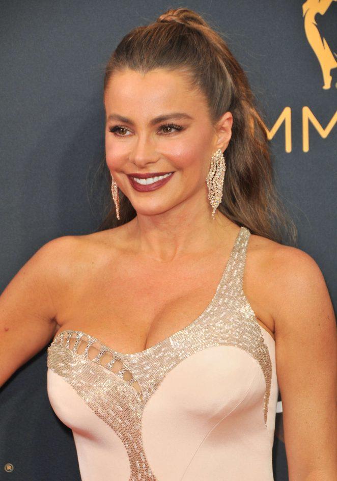 Sofia Vergara – 2016 Emmy Awards in Los Angeles