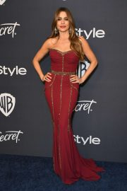 Sofia Vergara - 2020 InStyle and Warner Bros Golden Globes Party in Beverly Hills