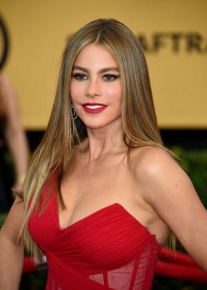 Sofia Vergara - 2015 Screen Actors Guild Awards in LA