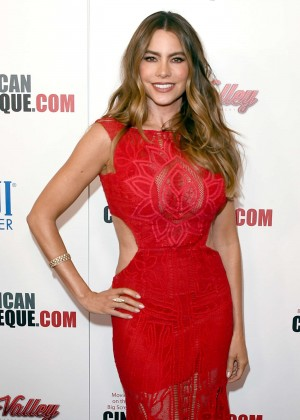 Sofia Vergara - 29th American Cinematheque Award Honoring Reese Witherspoon in LA