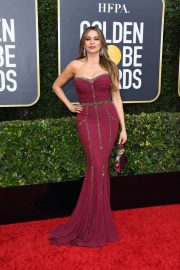 Sofia Vergara - 2020 Golden Globe Awards in Beverly Hills