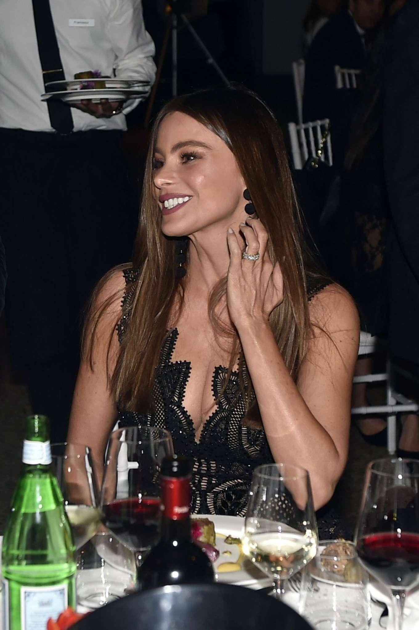 Sofia Vergara – Bent Gala Dinner in Rome