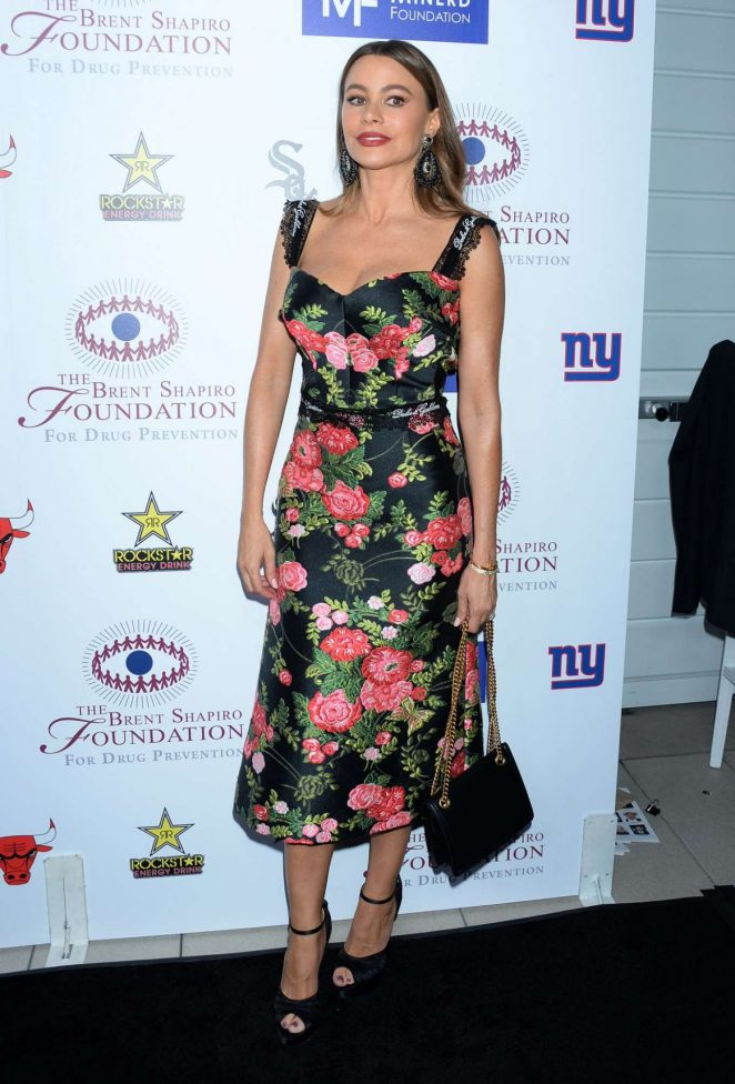 Sofia Vergara - Brent Shapiro Foundation Summer Spectacular in LA
