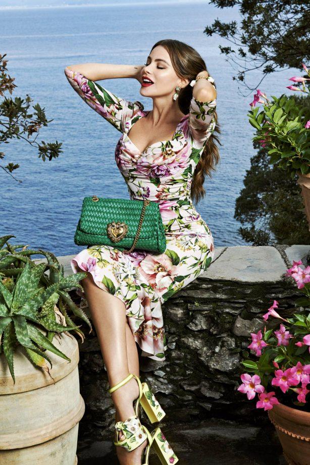 Sofia Vergara - Dolce & Gabbana Campaign (Spring/Summer 2020)