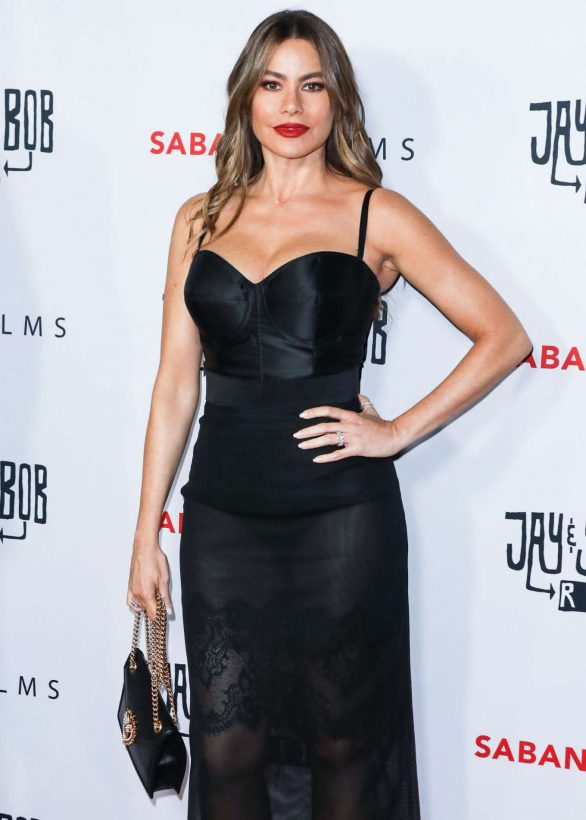 Sofia Vergara - 'Jay and Silent Bob Reboot' Premiere in Los Angeles