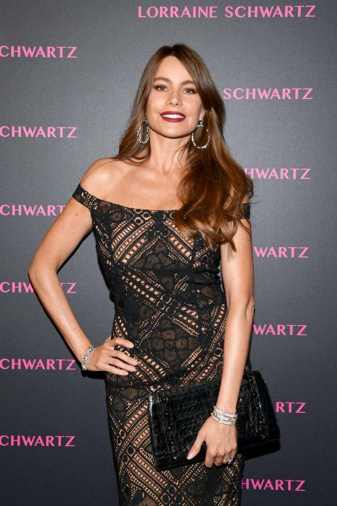 Sofia Vergara - Lorraine Schwartz Eye Bangles Collection Launch in West Hollywood