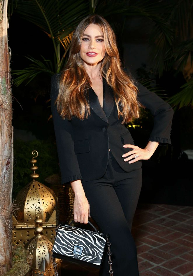 Sofia Vergara - Michael Kors x Kate Hudson Dinner in Los Angeles