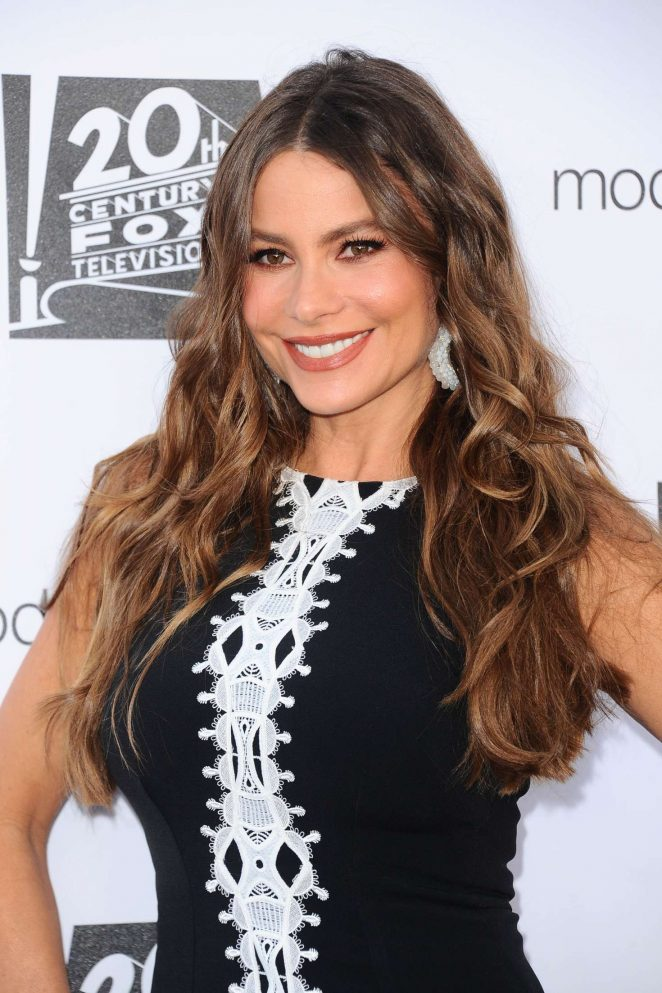 Sofia Vergara - 'Modern Family' TV Show Special Emmy Screening in LA