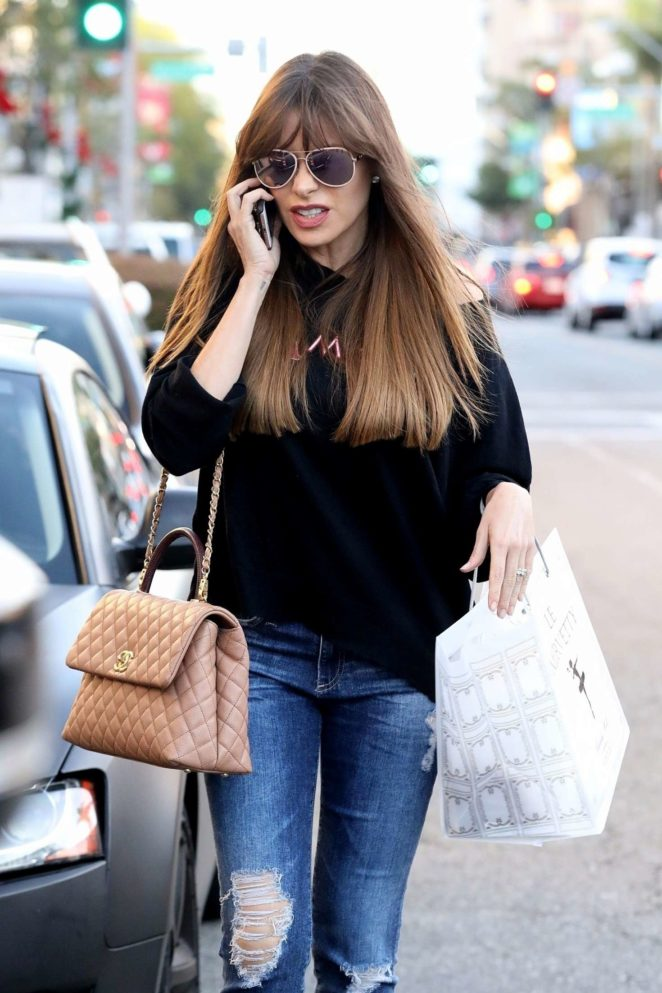 Sofia Vergara - Out and about in Beverly Hills