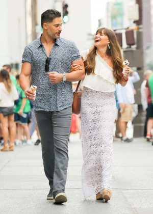 Sofia Vergara - Out and about in New York