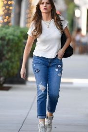 Sofia Vergara - Out in Los Angeles