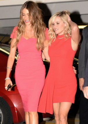 Sofia Vergara & Reese Witherspoon - 'Hot Pursuit' Screening in Miami