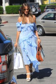 Sofia Vergara - Shopping in West Hollywood