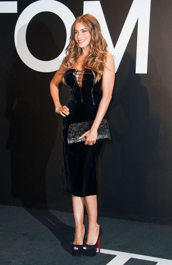 Sofia Vergara - Tom Ford 2015 Womenswear Collection Presentation in LA