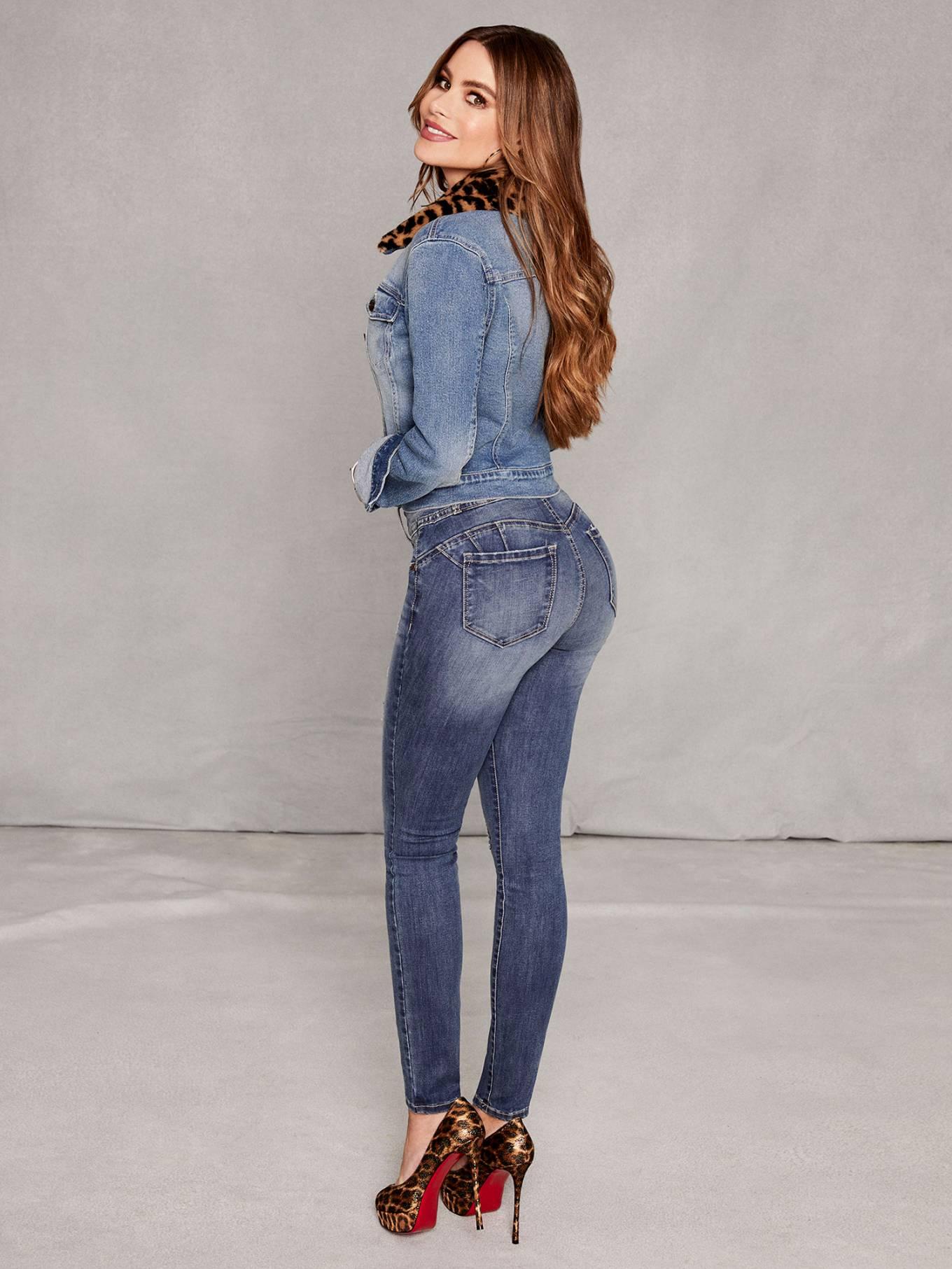 Sofia Vergara - Walmart jeans collection 2020
