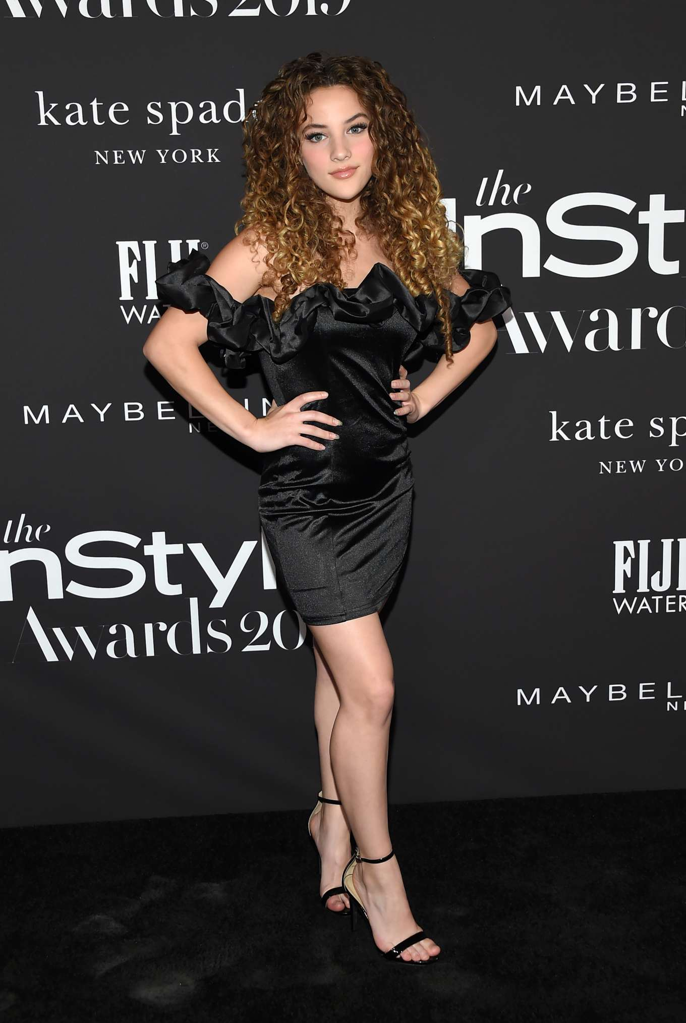 Sofie Dossi - 2019 InStyle Awards in Los Angeles