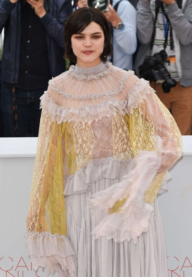 Soko - 'La Danceuse' Photocall at 69th annual Cannes Film Festival