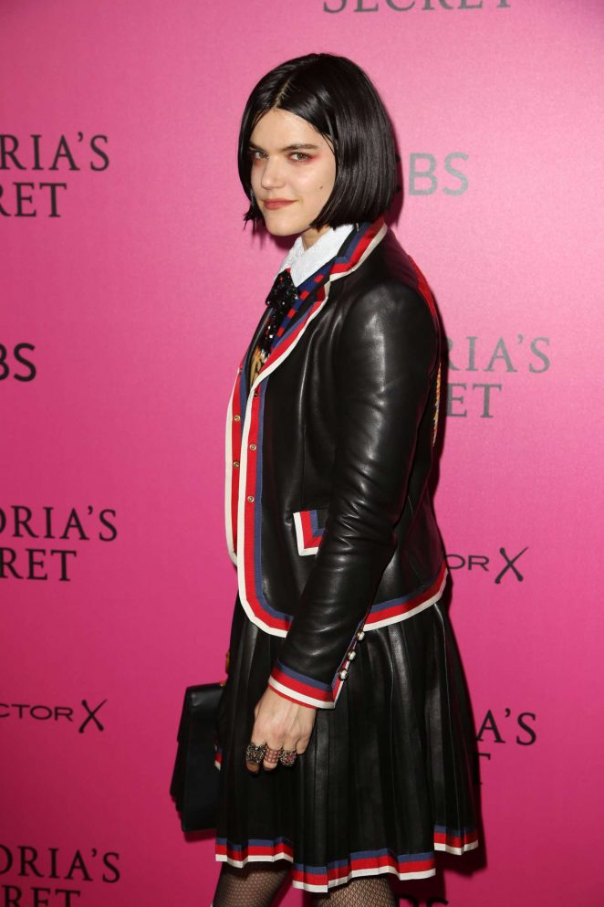 Soko - Victoria's Secret Fashion Show 2016 After Party in Paris
