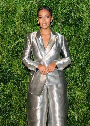 Solange Knowles - 13th Annual CFDA/Vogue Fashion Fund Awards in NY