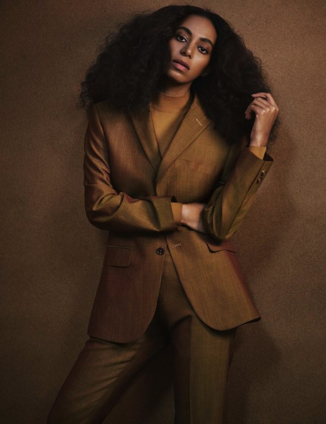 Solange Knowles - Interview Magazine (February 2017)