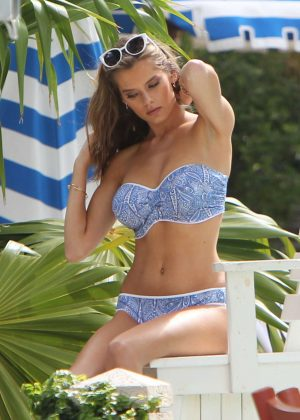 Solveig Hansen - Bikini Photoshoot in Miami Beach