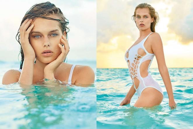 Solveig Mork Hansen - In Bikini for World Swimsuit SA 2015