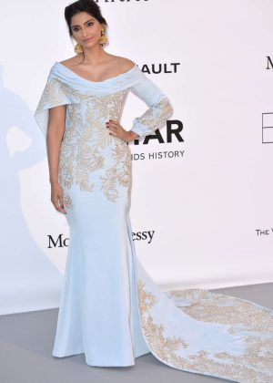 Sonam Kapoor - amfAR's 23rd Cinema Against AIDS Gala in Antibes