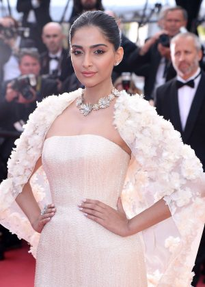 Sonam Kapoor - 'Loving' Premiere at 2016 Cannes Film Festival