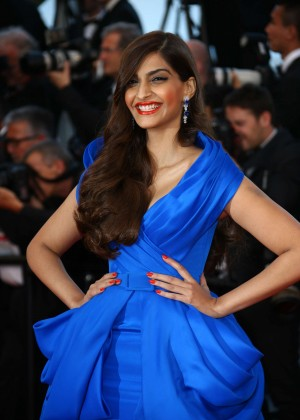 Sonam Kapoor - 'The Sea Of Trees' Premiere in Cannes