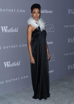 Sonequa Martin Green - 2018 Costume Designers Guild Awards in Beverly Hills