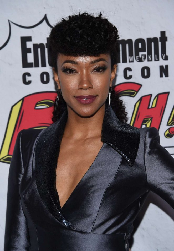 Sonequa Martin-Green - Entertainment Weekly Party at 2017 Comic-Con in San Diego