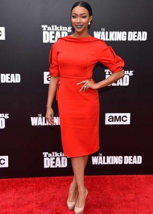 Sonequa Martin-Green - 'The Walking Dead' Season 7 Premiere