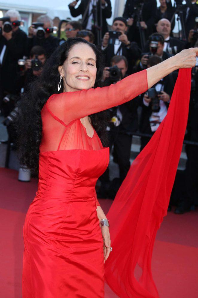 Sonia Braga - 'Elle' Premiere at 2016 Cannes Film Festival