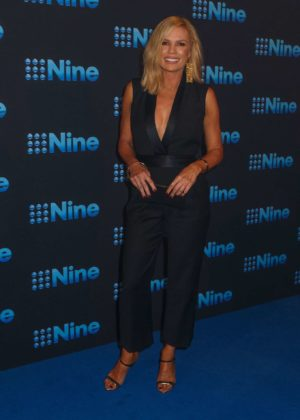 Sonia Kruger - Channel Nine Upfronts 2018 Event in Sydney