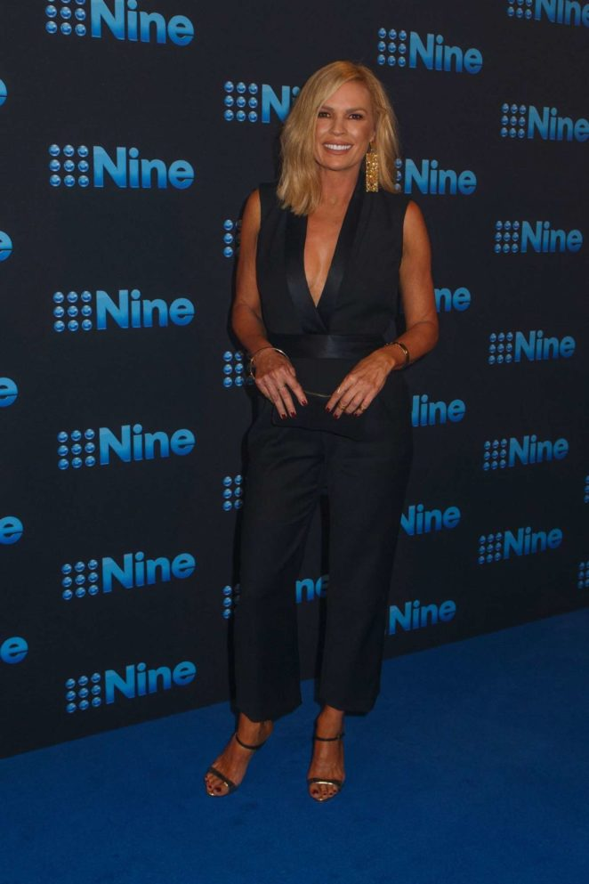 Sonia Kruger – Channel Nine Upfronts 2018 Event in Sydney