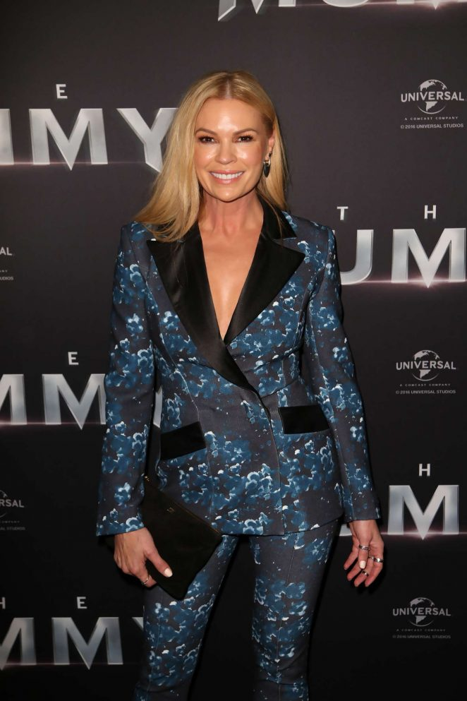 Sonia Kruger – 'The Mummy' Premiere in Sydney