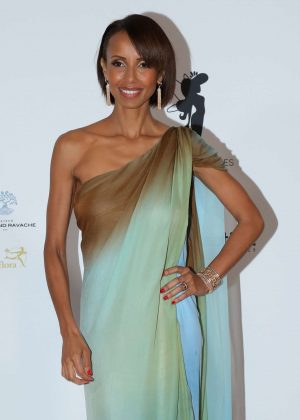 Sonia Rolland - Les Bonnes Fees Charity Gala in Paris