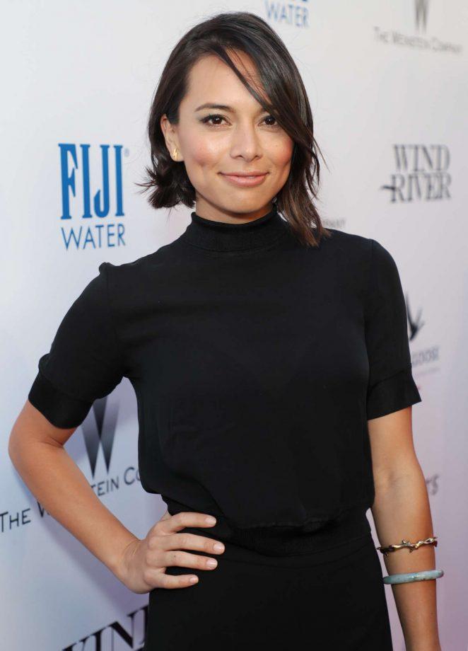 Sonya Balmores - 'Wind River' Premiere in LA