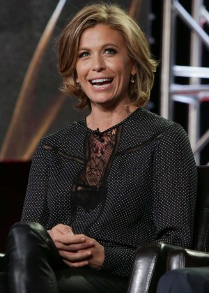 Sonya Walger - 'The Catch' Panel at TCA Winter Press Tour 2017 in Pasadena