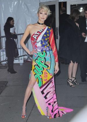 Soo Joo Park - 2016 amfAR New York Gala in NYC