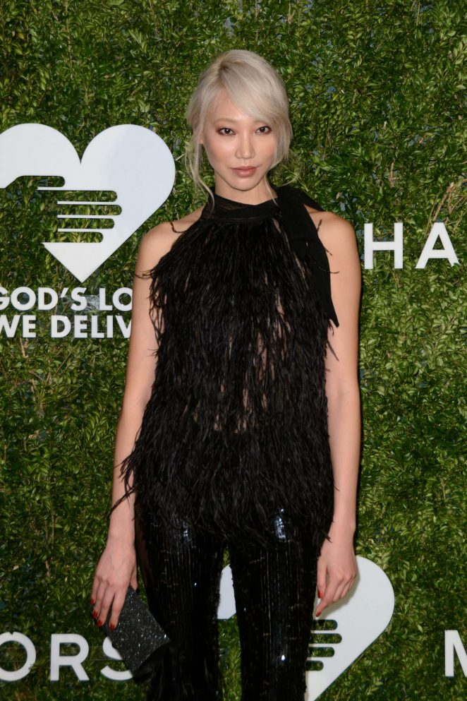 Soo Joo Park - 2016 God's Love We Deliver Golden Heart Awards Dinner in NY