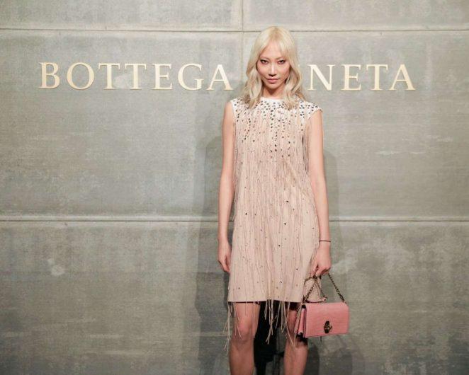 Soo Joo Park - Bottega Veneta Fashion Show 2018 in New York
