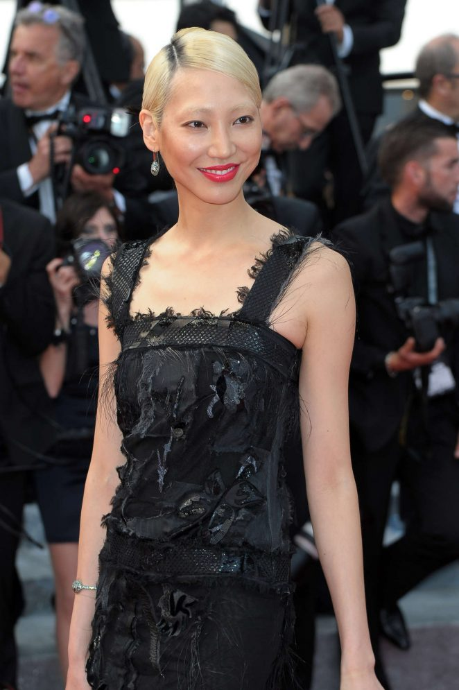 Soo Joo Park - 'The Unknown Girl' Premiere at 2016 Cannes Film Festival